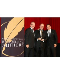 Luis Vicente Garcia has been honored by the National Academy of best-selling Authors in Hollywood