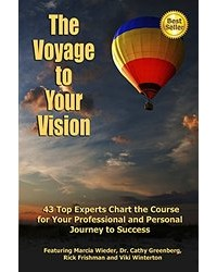 Inspirational Leadership Secrets – Revealed! Luis Vicente Garcia joins people from around the world in a new book, The Voyage to Your Vision